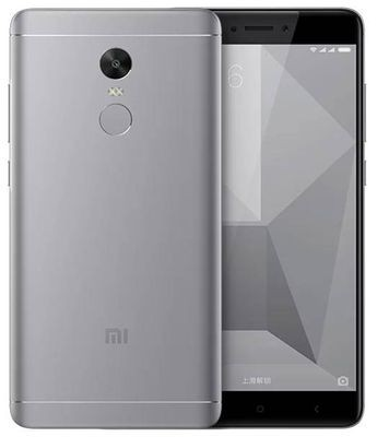 Ремонт Xiaomi Redmi Note 4X в Омске
