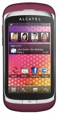 Ремонт Alcatel One Touch 818 в Омске