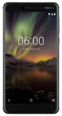 Ремонт Nokia 6.1 в Омске