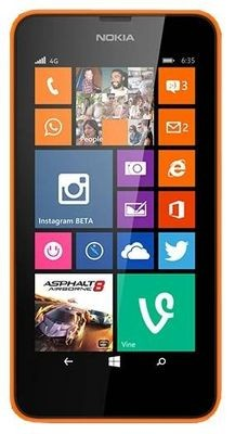 Ремонт Nokia Lumia 635 в Омске
