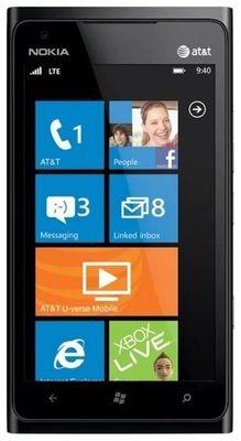 Ремонт Nokia Lumia 900 в Омске