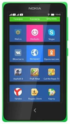 Ремонт Nokia X Dual sim в Омске